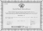 Sertifikat Akreditasi 2011 KECIL